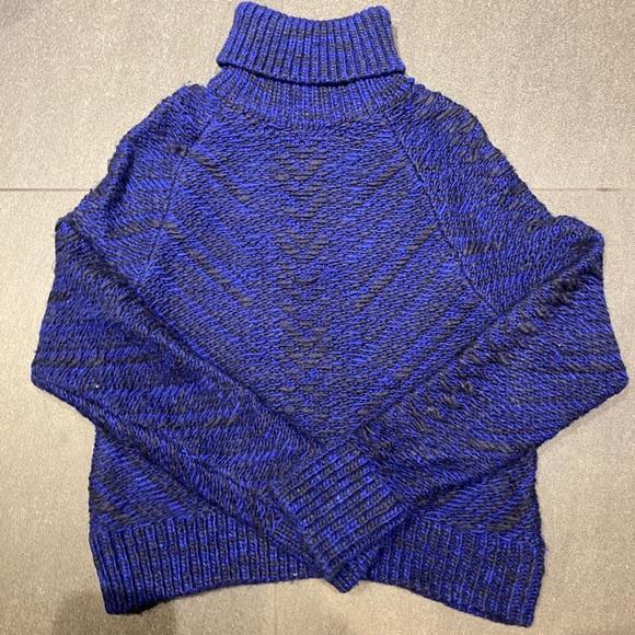 Knit sweater (John + Jenn)